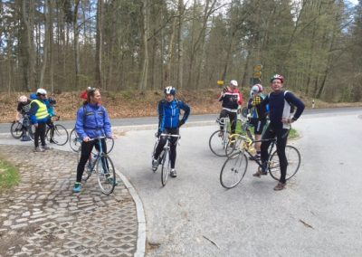 2016 CR Klassiker Ausfahrt durch die Holsteinische Schweiz April 2016_3