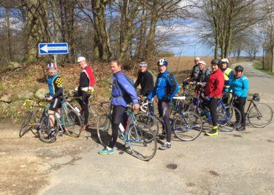 2016 CR Klassiker Ausfahrt durch die Holsteinische Schweiz April 2016_5