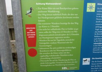 Tafel_Wattwandern