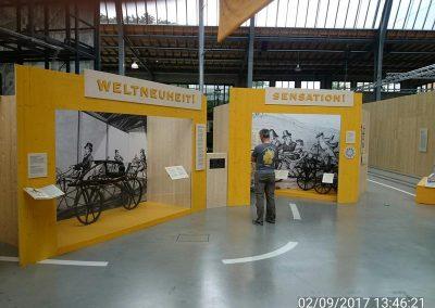 RR_2017_Sonderausstellung im Deutschen Verkehrsmuseum-Beginn